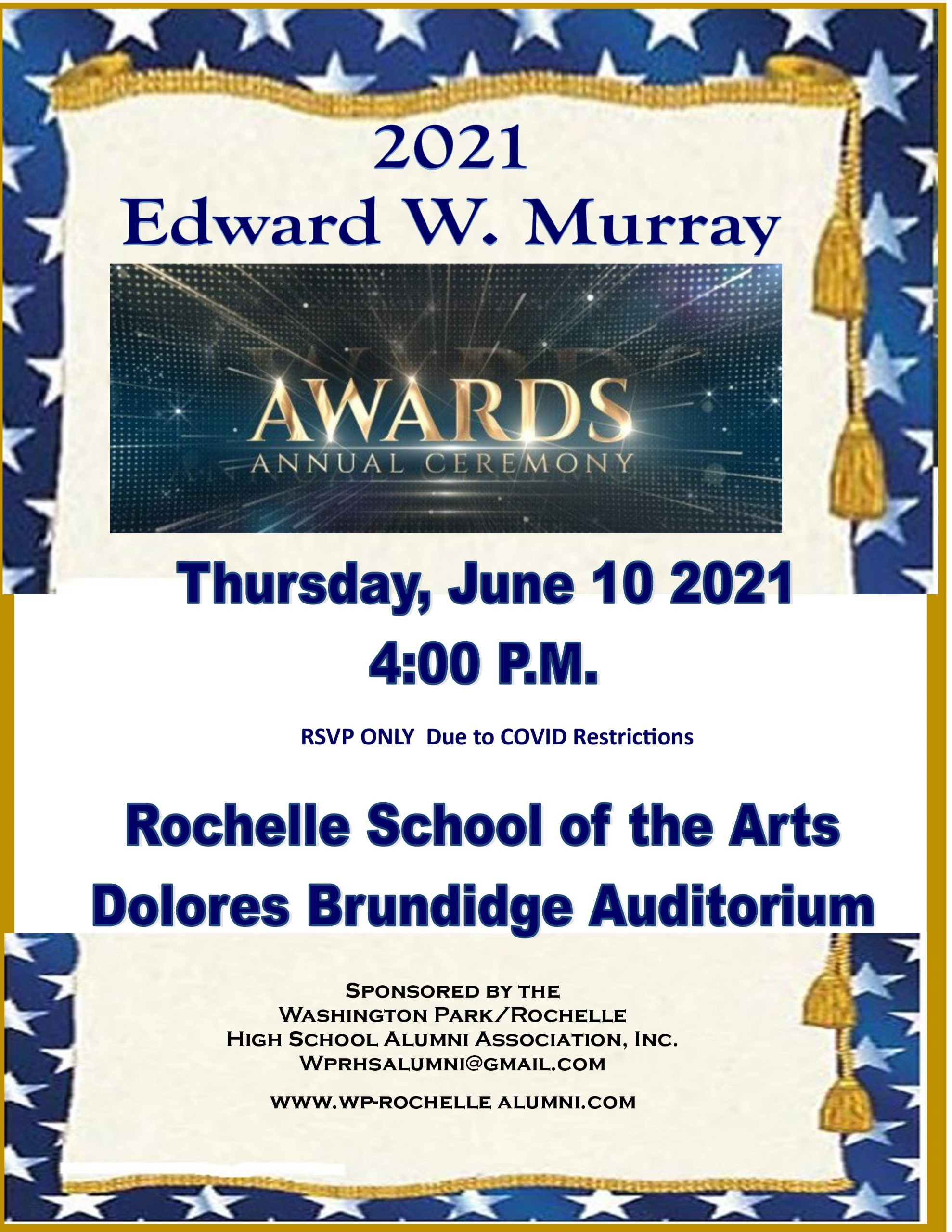 Edward W. Murray Annual Awards Ceremony